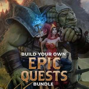 Epic Quests Bundle: 1 Jeu PC parmi une sélection dont Shadwen, Outcast Second Contact, The Flame in the Flood... (Dématérialisés - Steam)