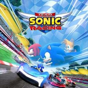 Team Sonic Racing sur PC (Dématérialisé - Steam)