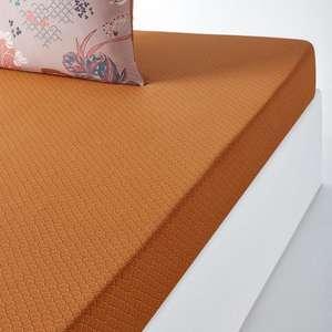 Sélection de drap-housse en Percale en promotion - Ex : Drap-housse percale de coton (90 x 190 cm)