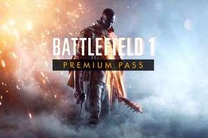 Pass Premium pour Battlefield 1 sur PC (Dématérialisé - Origin)