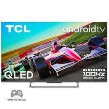 """TV 55"""" TCL 55C729 - Qled, 4K UHD, Android TV 2021 (via ODR de 100€)"""