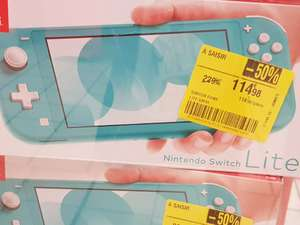 Console Nintendo Switch Lite - Turquoise (Clamart 92)