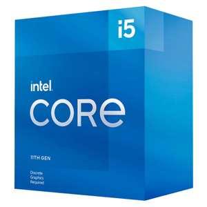 Processeur Intel Core i5-11400F - 2.6 GHz, Turbo 4.4 GHz, LGA 1200