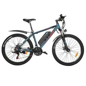 """Vélo électrique 26"""" Eleglide M1 - 250W, Brushless, Shimano, 36V 7.5Ah, 25km/h (Via l'App)"""