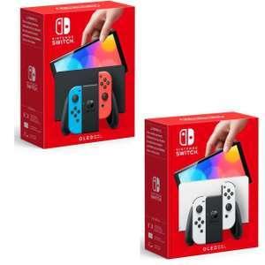 [Précommande] Console Nintendo Switch OLED (Blanche ou Néon)