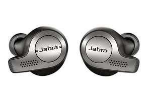 Ecouteurs sans fil True Wireless Jabra Elite 65t - Titane
