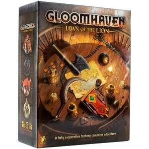 Jeu de société Gloomhaven - Jaws of the Lion (Anglais)