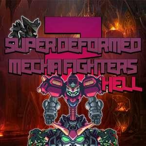 Jeux Super Deformed Mecha Fighters 1 & 2 gratuits sur PC (Dématérialisés - DRM-Free)
