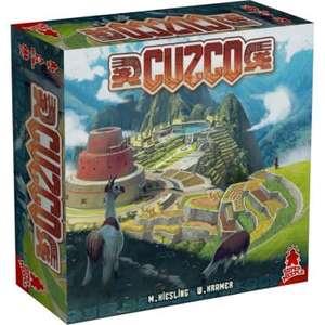 50% de réduction sur une sélection de jeux de société Super Meeple - Ex : Cuzco à 26.45€