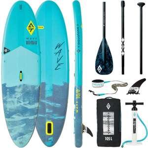 Sup Paddle Gonflable Aquatone Wave 10.0 + Accessoires
