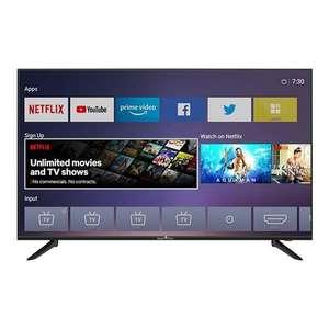 "TV Smart Tech 43"" - 4K UHD, HDR10+, Smart TV (Vendeur tiers)"