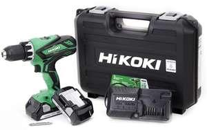 Perceuse visseuse sans fil HiKOKI DS18DJL 18V + 2 batteries 1.5Ah (verkter.com)