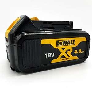 Batterie DeWalt DCB182-XJ XR 18V - 4 Ah, Li-Ion