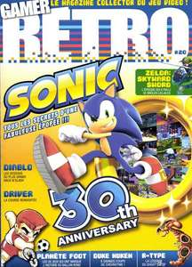 Abonnement d'un an au magazine VideoGamer Retro (4 numéros) + Edition Numérique