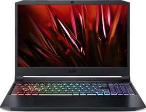 """PC portable 15.6"""" full HD Acer Nitro 5 AN515-45 - 144 Hz, Ryzen 5 5600H, RTX 3060 (6 Go) 8 Go de RAM, 512 Go en SSD, Windows 10"""