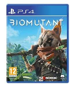 Biomutant sur PS4
