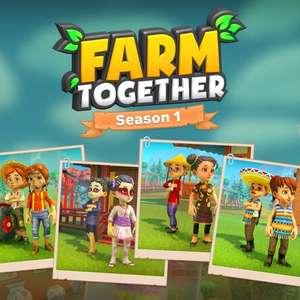 DLCs Farm together : Bundle Season 1 à 3 gratuits sur Nintendo Switch (Dématérialisés)