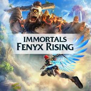 Immortals Fenyx Rising Standard Edition à 26.99€ et Gold Edition à 44.99€ sur PC (Dématérialisé)