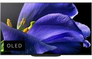 """TV OLED 65"""" Sony Bravia KD-65AG9 - 4K UHD, HDR10, Dolby Vision, Android TV (Frontaliers Suisse)"""