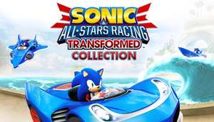 Sonic and All-Stars Racing Transformed Collection: Jeu + 2 DLCs sur PC (Dématérialisé - Steam)
