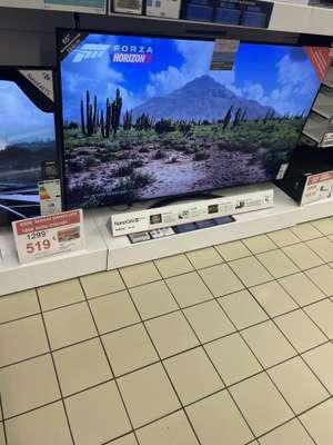 "TV 65"" Nanocell LG 65NANO816 - 4K UHD, Smart TV (Via 180€ en bons d'achats)"