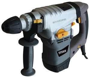 Perforateur filaire Titan SDS - 1500W