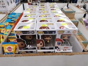 Sélection de figurines Funko Pop en promotion - Ex : Moira 624, Kairi 621, Kelly 941, Abraham 837 (Marsannay 21)