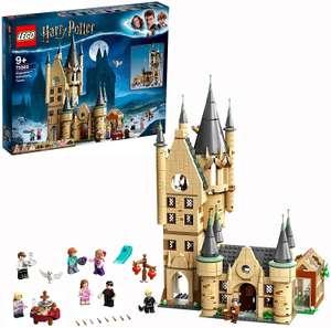 Jouet Lego Harry Potter - La Tour d'astronomie de Poudlard (75969)