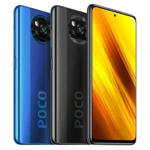 "Smartphone 6.67"" Xiaomi Poco X3 NFC - 6 Go RAM, 128 Go (Version Européenne)"