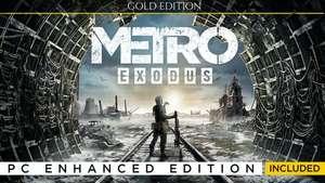 Jeu Metro Exodus - Gold Edition sur PC (Dématérialisé - Steam)