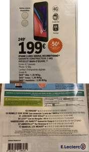 "Smartphone 4.7"" Apple iPhone 8 - Reconditionné"