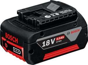 Batterie Bosch Professional 1600A002U5 - 18V, 5.0Ah