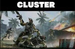 Jeu Cluster gratuit sur PC (Dématérialisé - DRM-Free)