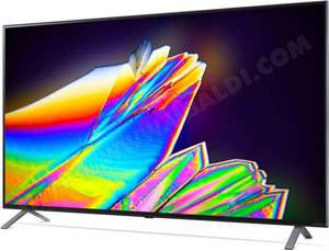 """TV LED 55"""" LG 55NANO956LA - UHD 8K, Smart TV, HDR 10 Pro"""