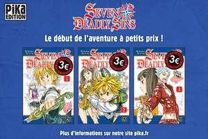 Sélection de Mangas à 3€