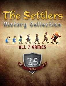The Settlers History collection sur Pc (Dématérialisé)