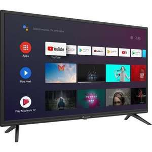 """TV 32"""" Continental Edison - Android TV, LED HD, WiFi, Bluetooth"""