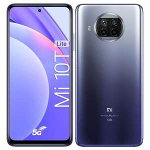 "Smartphone 6.67"" Xiaomi Mi 10T Lite 5G - 128 Go, Bleu"
