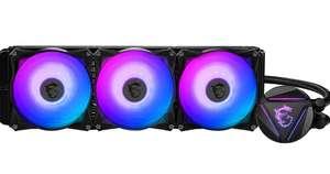 25€ de réduction sur une sélection de produits MSI - Ex : Kit Watercooling processeur AIO MSI MAG CoreLiquid 360R - 360 mm, ARGB à 90,94€