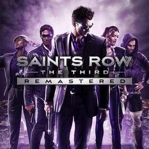 Sélection de jeux vidéo sur Xbox One & Series S/X en promotion (dématérialisés, store BR) - Ex : Saints Row The Third Remastered