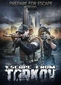 [Pré-commande] Sélection d'éditions du jeu Escape From Tarkov en promotion (dématérialisées) - EscapeFromTarkov.com