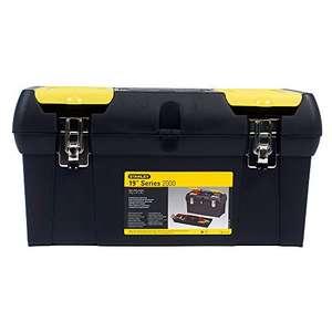 Boite à outils Stanley 1-92-066 - 494 x 263 x 250mm, Cadenassable