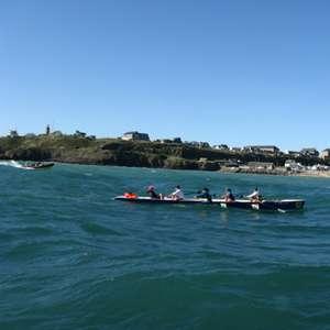 Initiation gratuite à l'aviron avec le Cherbourg Club Aviron de Mer - Port Chantereyne, Cherbourg ( 50)