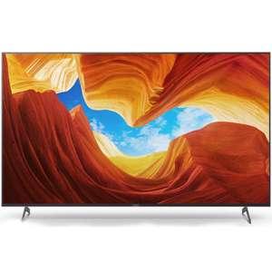 "TV 65"" Sony KE-65XH9096 - Full Array LED, 4K UHD, 100 Hz, HDR 10, Dolby Vision & Atmos, HDMI 2.1, VRR, Android TV"