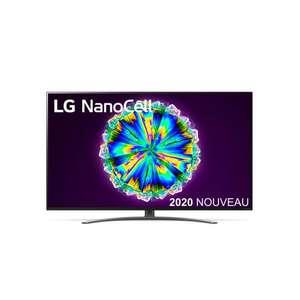 "TV 65"" LG NanoCell 65NANO86 - 4K UHD, LED, 100 Hz, HDR 10 Pro, Dolby Atmos & Vision, smart TV"