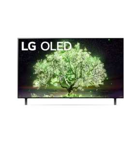 "TV OLED 48"" LG OLED48A1 (2021) - 4K UHD, Smart TV, 50 Hz, Dolby Vision, HDR Cinema, HDR10 (Frontaliers Suisse)"