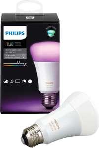 Ampoule connectée Philips Hue White & Color Ambiance E27 (3ème gén.)
