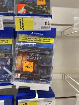 Life is Strange 2 sur PS4 - Neuilly-sur-Marne (93)