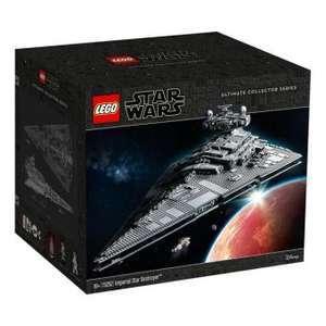 Jeu de construction Lego Star Wars (75252) - Imperial Star Destroyer