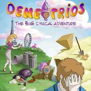 Demetrios: The Big Cynical Adventure sur Xbox One & Series S/X (dématérialisé)